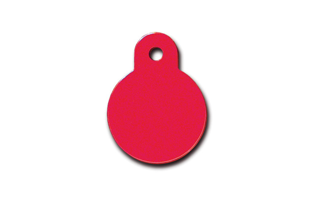Standard - Circle Small Red