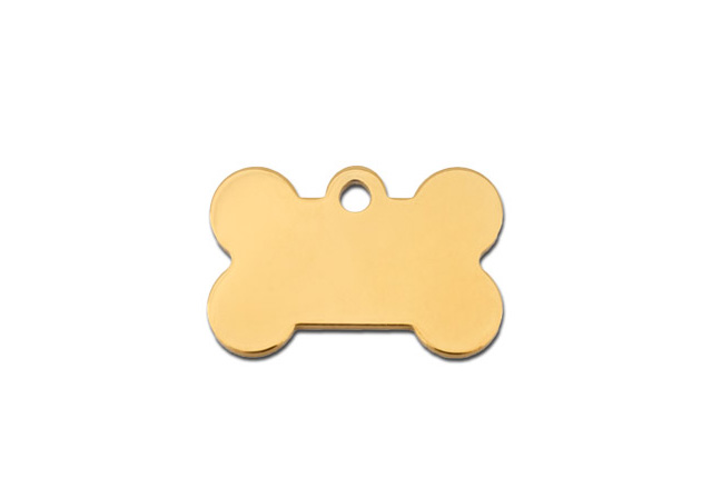 Premium - Small bone Gold